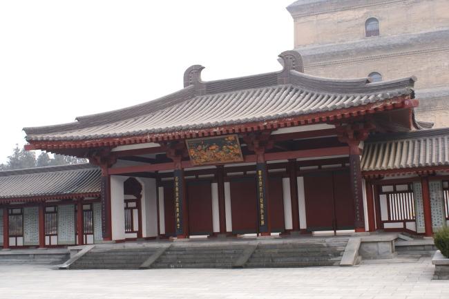 建筑 古代建筑 唐代建筑