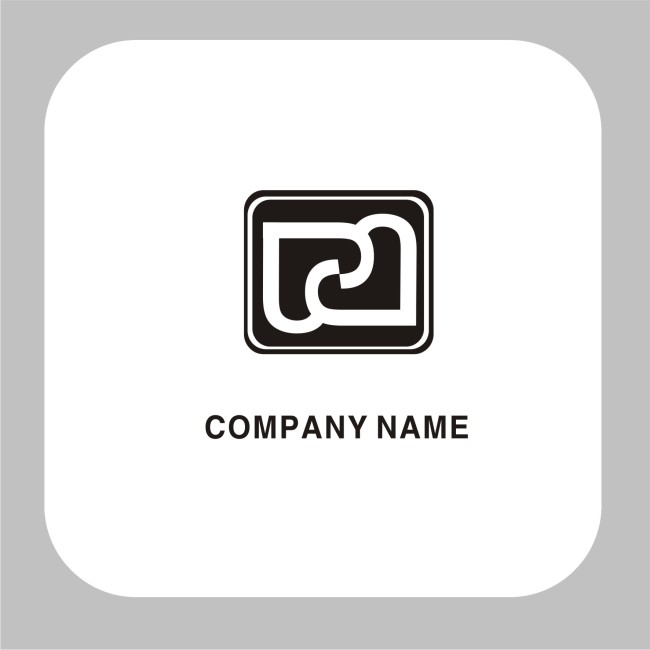 汽车运输标志 物流logo  机械 logo 标志设计 零件 黑色 企业logo
