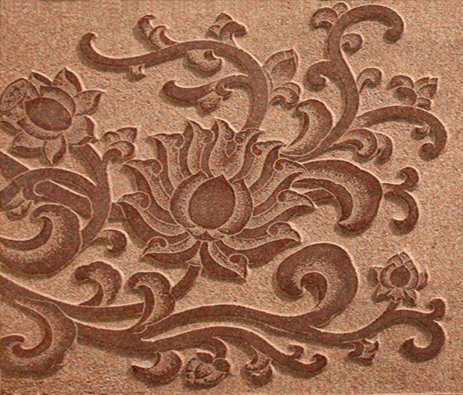 石雕的传统花纹