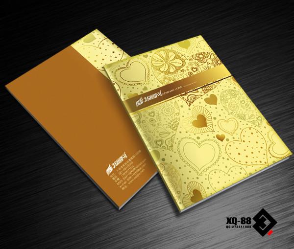 平面设计 画册设计 其它画册设计 > 可爱笔记本封面