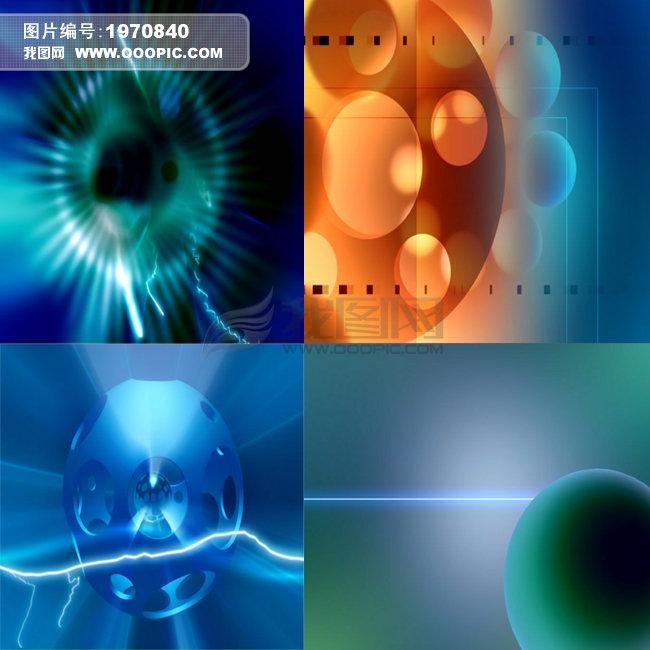 动态片头背景视频素材下载