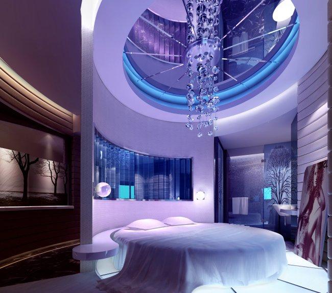 室内设计总统套房设计效果图图片下载 套房设计 总统套房 个性天花