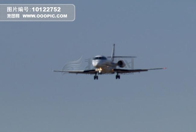 飞机降落模板下载(图片编号:10122752)