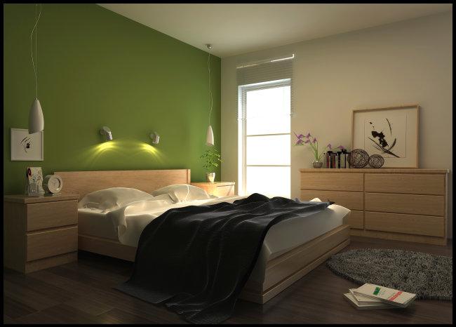 室内效果图模板下载 室内效果图图片下载 房间室内效果图 现代简约