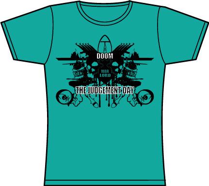 t恤衫印刷图案模板下载(图片编号:10188085)