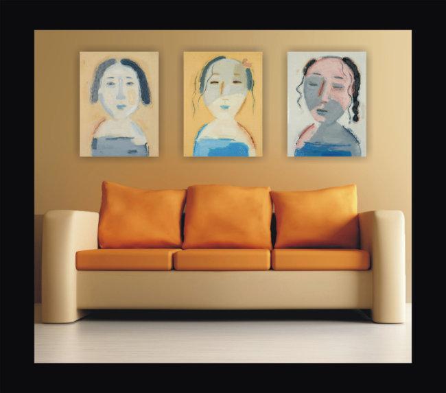 客厅装饰画 客厅挂画 客厅图 酒吧 ktv 娱乐场所 办公室 工作室 书房