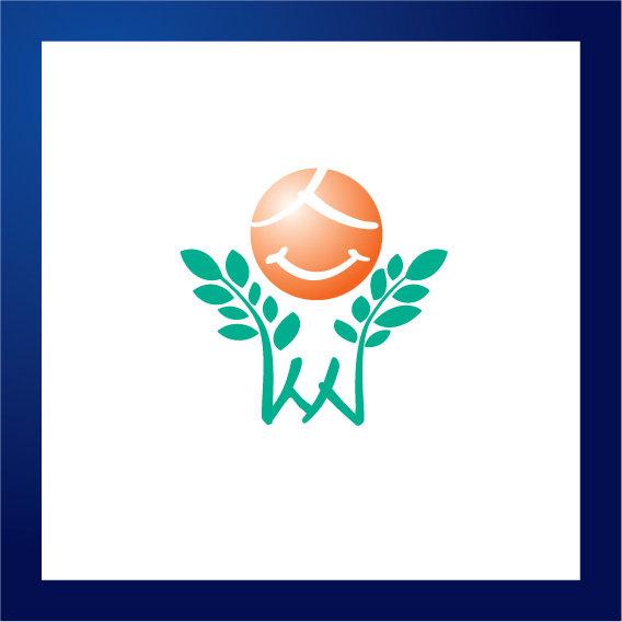 茶艺餐饮标志 教育标志 笑脸标志 绿叶标志 人文标志图片