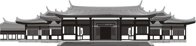 古代建筑矢量模板下载(图片编号:10250493)_插画|元素