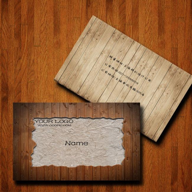 平面设计 vip卡|名片模板 其他名片模板 > 木材行业名片 家具行业名片