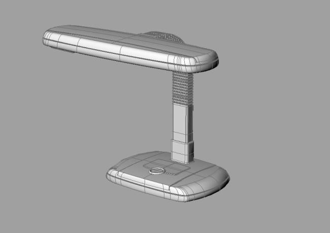 3d模型 室内设计3d模型 其他 > 台灯建模  下一张> [版权