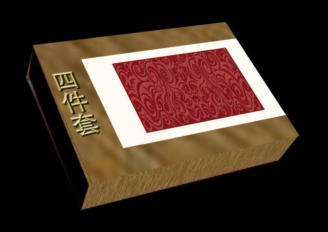 包装盒设计模板  包装设计