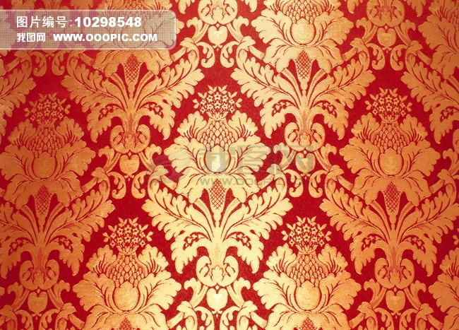 金色欧式花纹图片图片下载