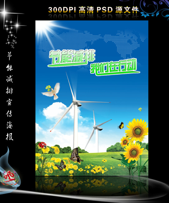 环境保护 节约水电