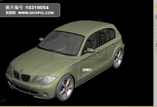 汽车建模模板下载 汽车建模图