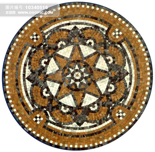 马赛克 拼花 拼图 石材工艺图片素材 10340516
