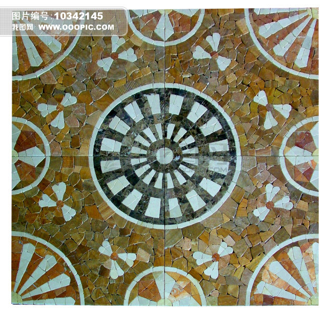 拼花 马赛克 石材工艺图片素材 10342145 其它图片库