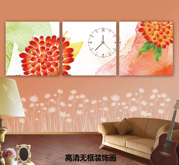 室内装饰墙画
