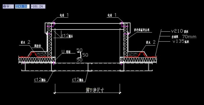 cad节点图怎么画_CAD节点图模板下载图片编号10627246_CA