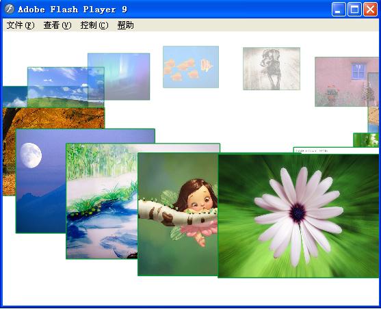 ui设计 网页设计模板 其他flash源文件 > 相册flash  中国最大的设计