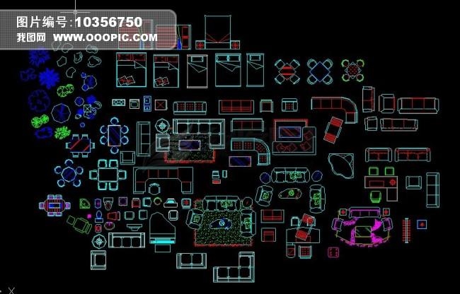 cad图例模板下载(图片编号:10356750)