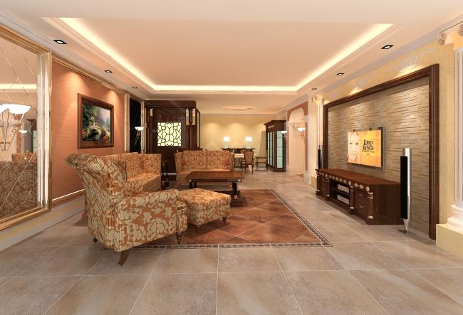现代风格 后现代风格 古典风格 欧式风格 田园风格 中式风格 室内效果图片