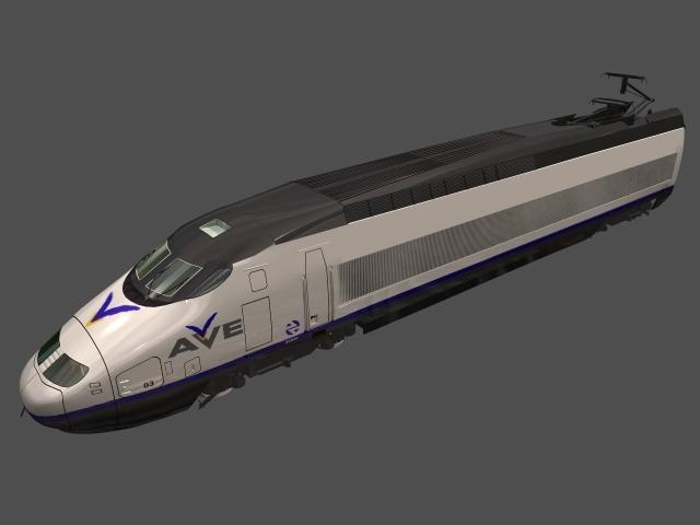 火车头 和谐号