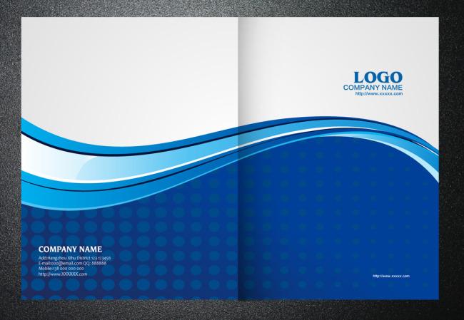 科技画册 样本 宣传册 册子 样册 画册背景 企业画册封面 画册模板 画