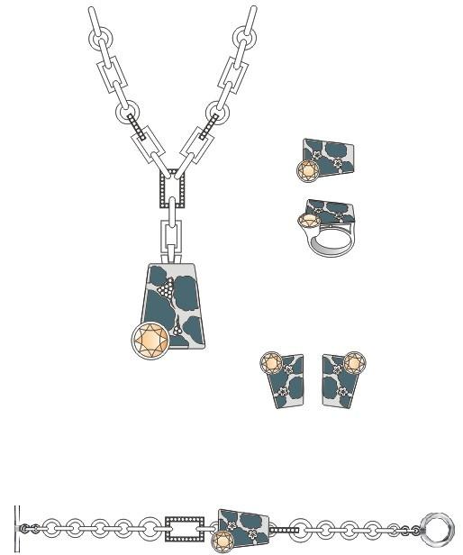 吊坠 戒指 手链 珠宝模板下载(图片编号:10442028)