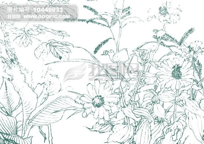 简笔画猪图美术封.贴少林寺建寺一千五百年纪念邮票