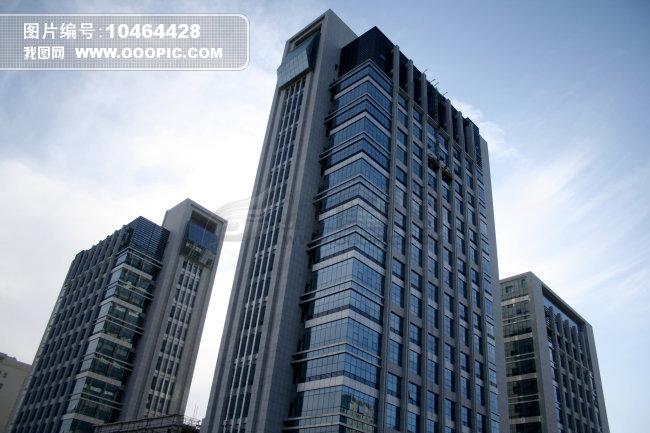 高楼 高楼大厦_高楼大厦图片,高楼大厦简笔画图片; 黑白建筑剪影矢量
