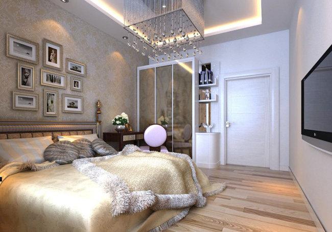 卧室设计效果图大全