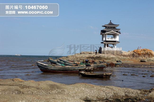 三礁览胜图片下载 辽宁省 兴城 葫芦岛 旅游景点 自然风光 大海 海边