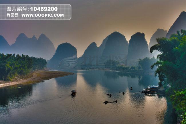 桂林山水图片素材 10469200