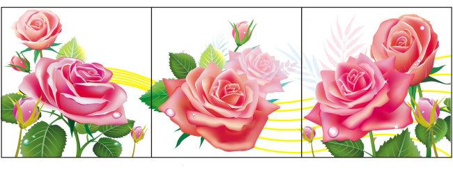花手绘水彩笔
