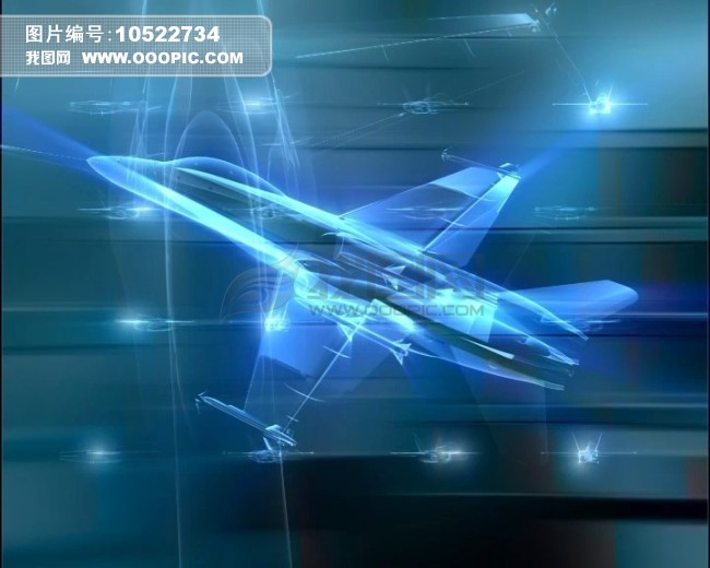 飞机透视高清视频背景素材模板下载(图片编号:)