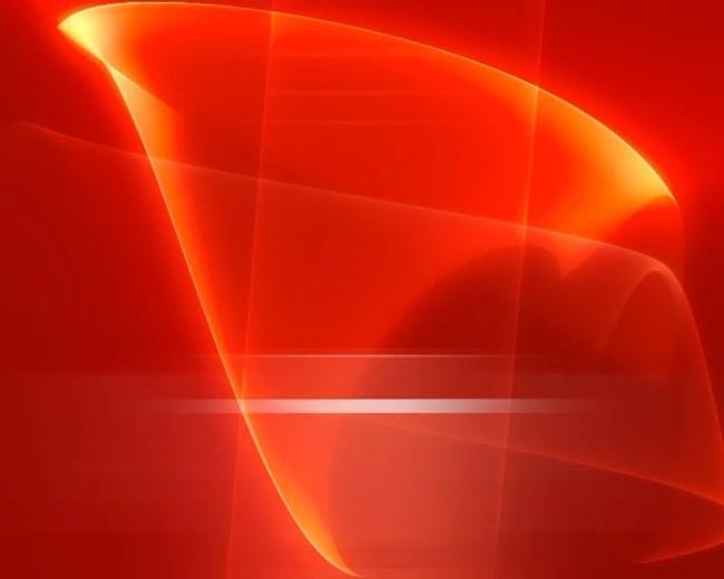 视频背景_红底金光高清视频背景素材