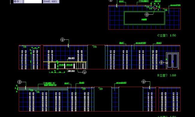 室内布置图模板下载(图片编号:10530179)