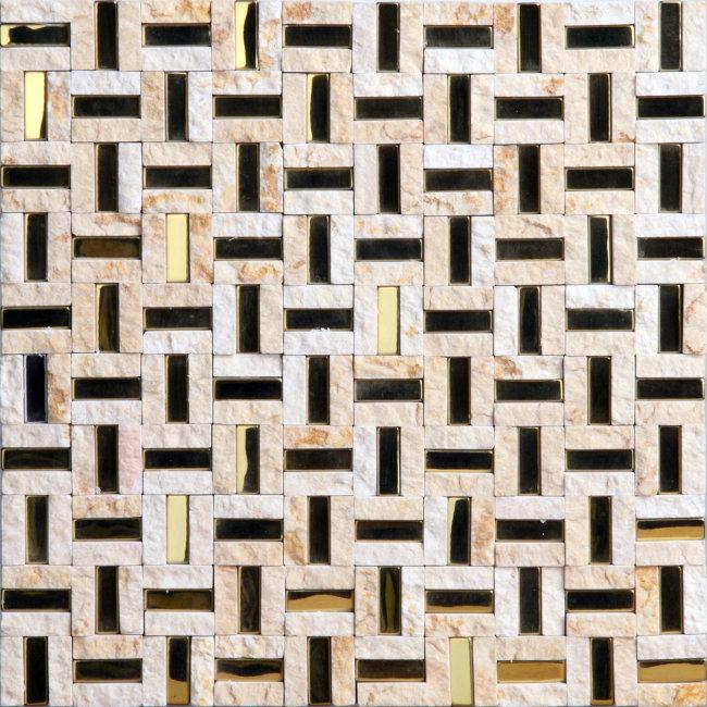 大理石贴图|木材贴图 大理石贴图 > 大理石马赛克铺贴装饰墙  下一张&