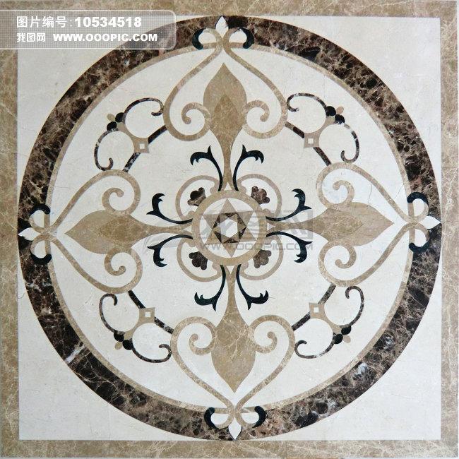 石材拼花 欧式花纹 石材工艺图片