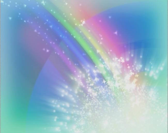 高清彩虹粒子视频背景素材模板下载(图片编号:)