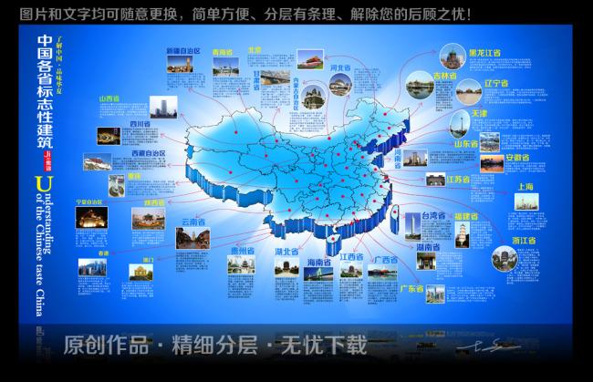 中国标志性建筑