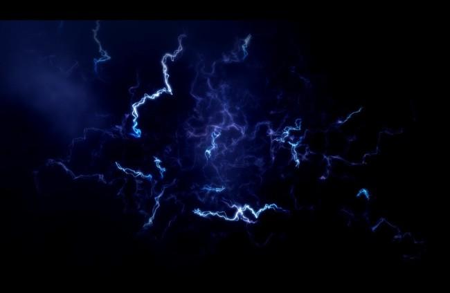 电流火花系列led屏专用视频模板下载(图片编号:)_动态