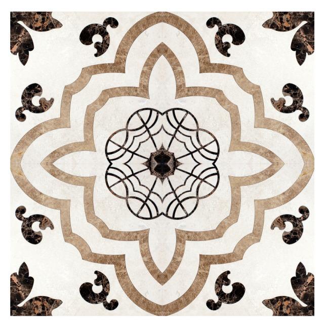 瓷砖 刺绣 图案 水刀拼花 地板 花边 花纹 拼图 石材拼花 欧式花纹图片