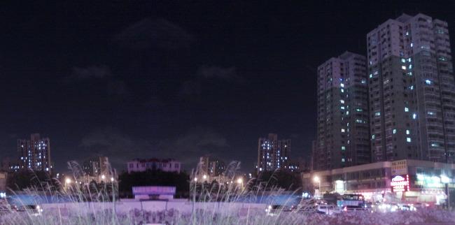 城镇夜景空旷夜景老街道模板下载 10605602 城市 景物 风景