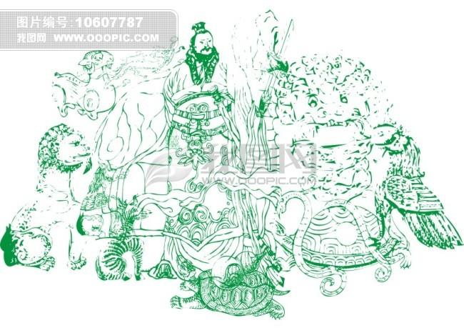 在葫芦上画简笔画葫芦叶子简笔画图片葫芦简笔画大