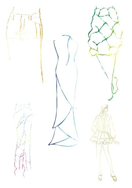 简笔画 手绘 线稿 459_650 竖版 竖屏