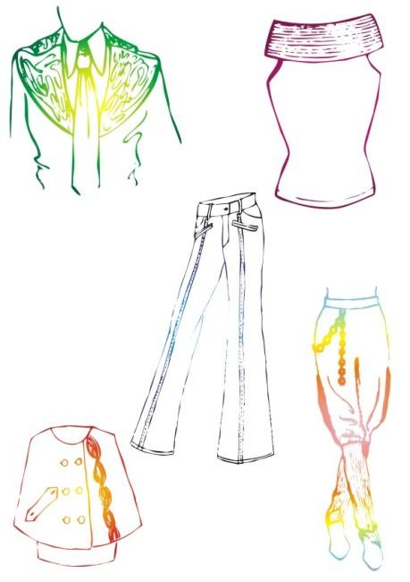 时尚花式-服装服饰图片