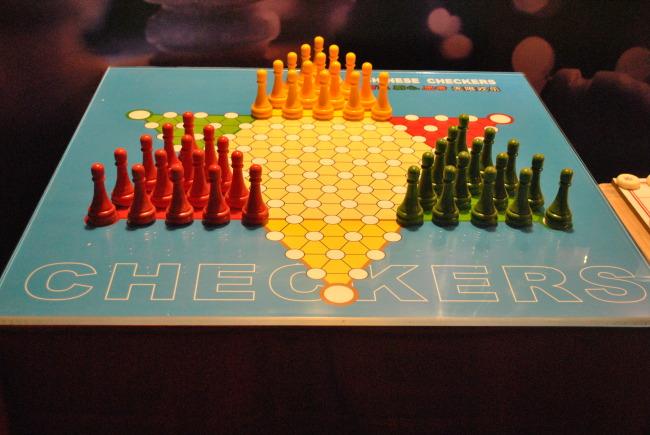 六角跳棋图片模板下载