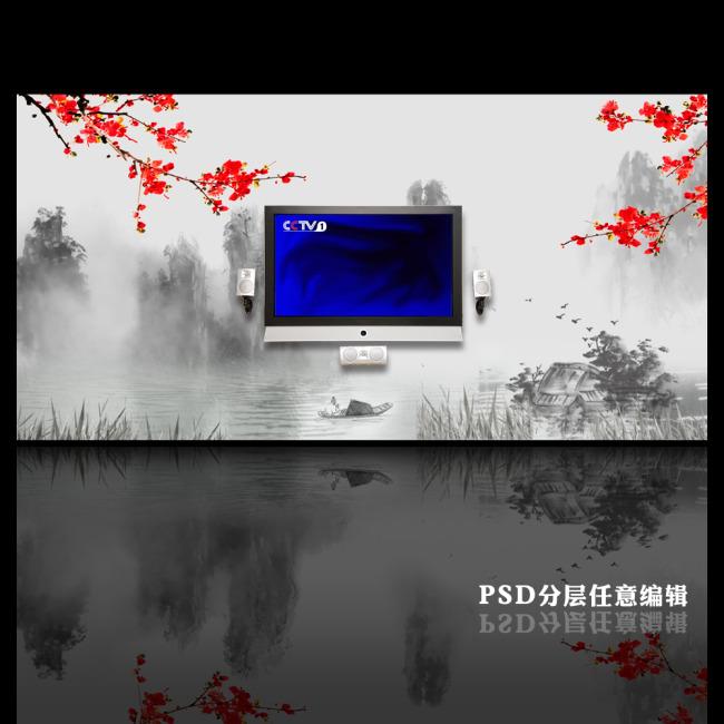 背景/[版权图片]中国风背景