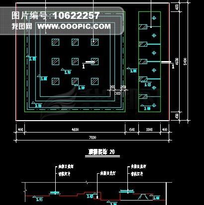 cad节点图怎么画_节点图模板下载图片编号10349714_CAD图